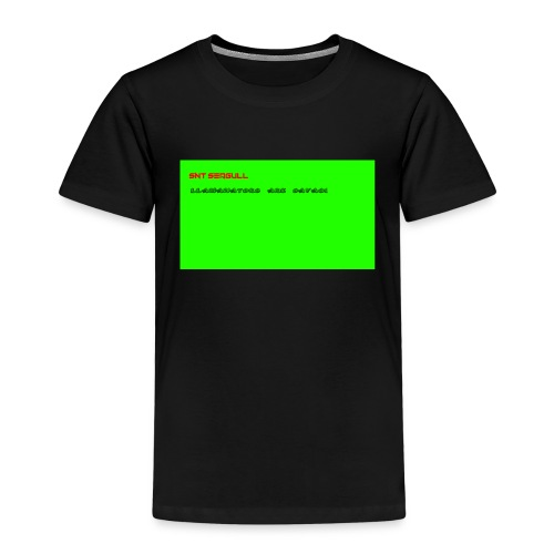LLAMANATORS = SAVAGE - Kids' Premium T-Shirt