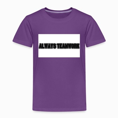 at team - Kinderen Premium T-shirt