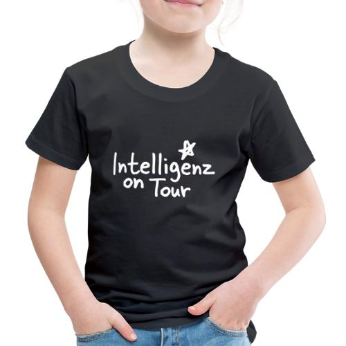Nerd Shirt Intelligenz on Tour - Kinder Premium T-Shirt