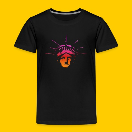 Freedoom - Premium-T-shirt barn
