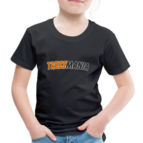 Tressmania Logo 01 - Kids' Premium T-Shirt