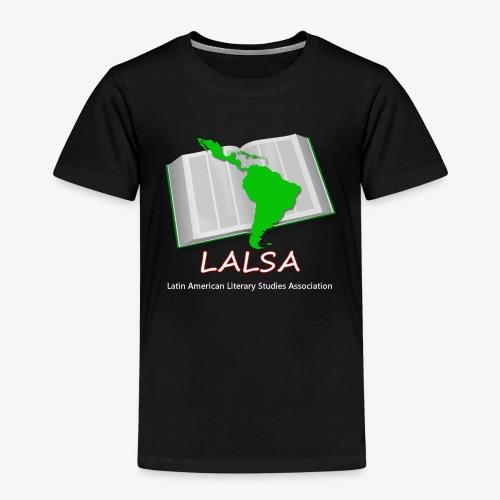 LALSA Light Lettering - Kids' Premium T-Shirt