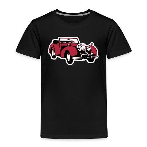 Triumph Roadster Oldtimer (mit HG) - Kinder Premium T-Shirt
