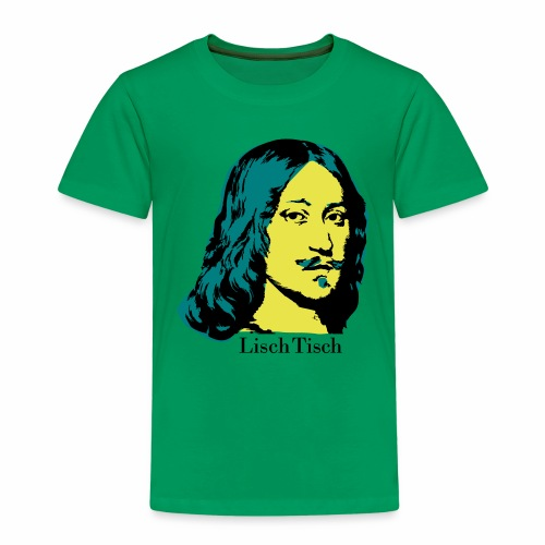 Lischtisch Magnus Gabriel pop - Premium-T-shirt barn