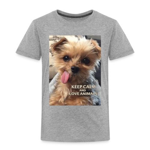 Dog - Kinder Premium T-Shirt
