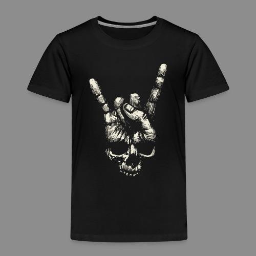 Mano Skull - Camiseta premium niño