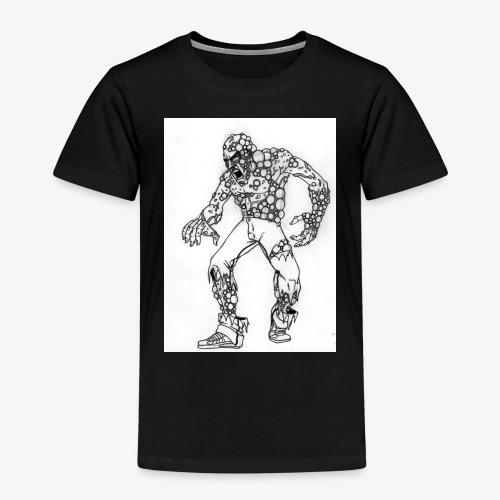 Homme bulles - T-shirt Premium Enfant