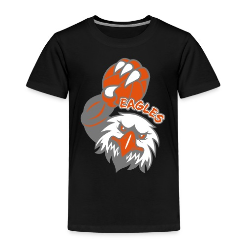 Eagles Basketball - T-shirt Premium Enfant