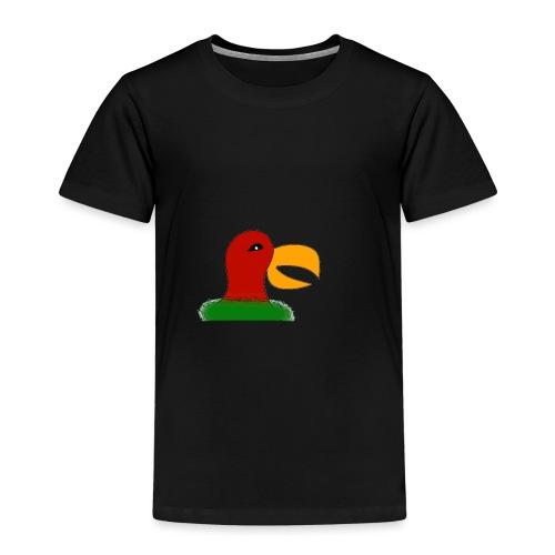 Parrots head - Kids' Premium T-Shirt