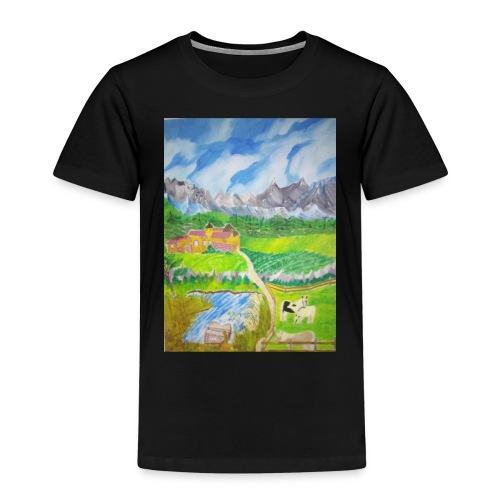 LandIMG 20180818 140244 - Kinder Premium T-Shirt