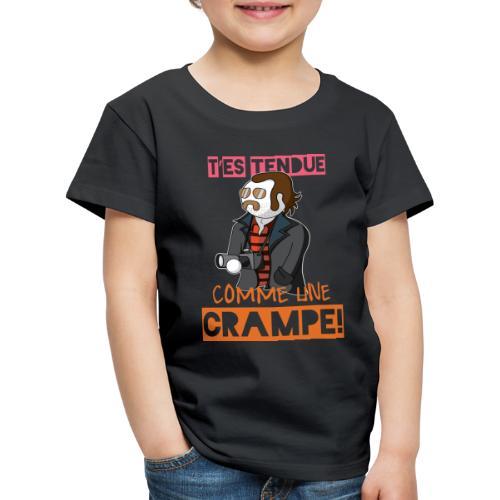 Claudy Faucan Dikkenek - T-shirt Premium Enfant