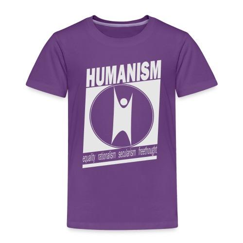 Humanism - Kids' Premium T-Shirt