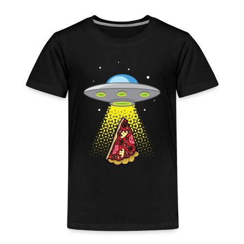 UFO Pizza Abduction - T-shirt Premium Enfant