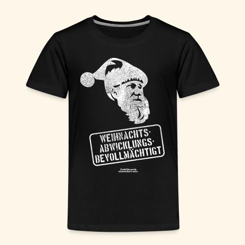 Ugly Christmas Design für Weihnachten - Kinder Premium T-Shirt