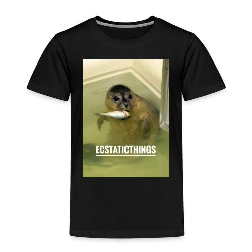 EcstaticThings HarpSeal - Kinder Premium T-Shirt