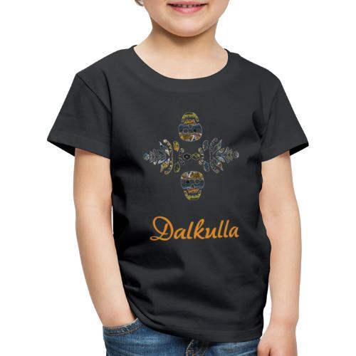 Dalkulla - Premium-T-shirt barn