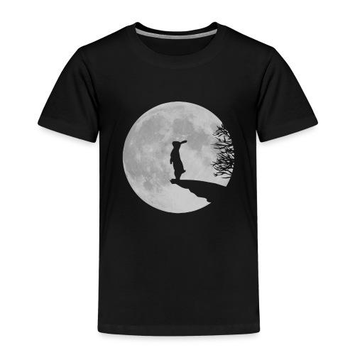 Wolfinchen hase kaninchen häschenosterhase bunny - Kinder Premium T-Shirt