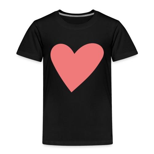 Popup Weddings Heart - Kids' Premium T-Shirt