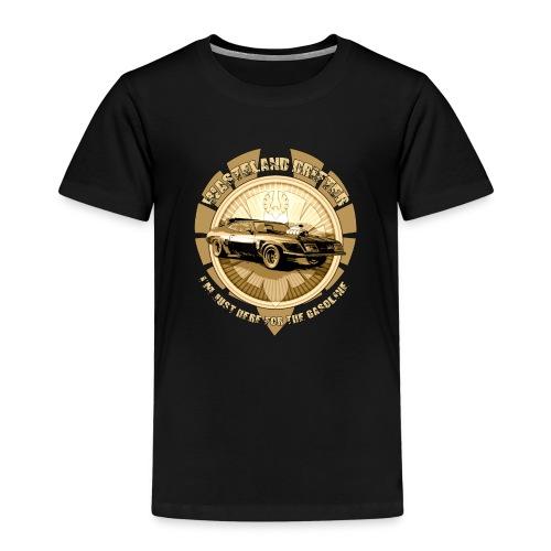 last V8 - Kinder Premium T-Shirt