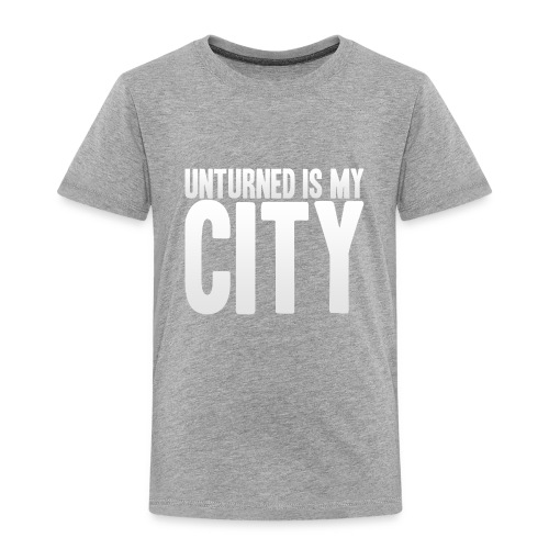 Unturned is my city - Kids' Premium T-Shirt
