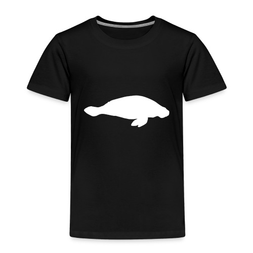 Larry Fitzpatrick X Manatee - Kinder Premium T-Shirt