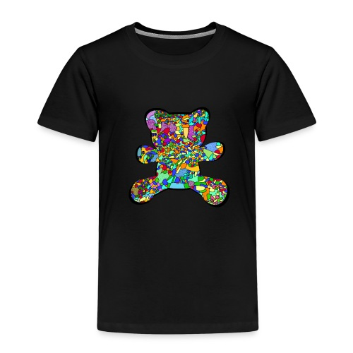 Have a colorful hug - Kids' Premium T-Shirt