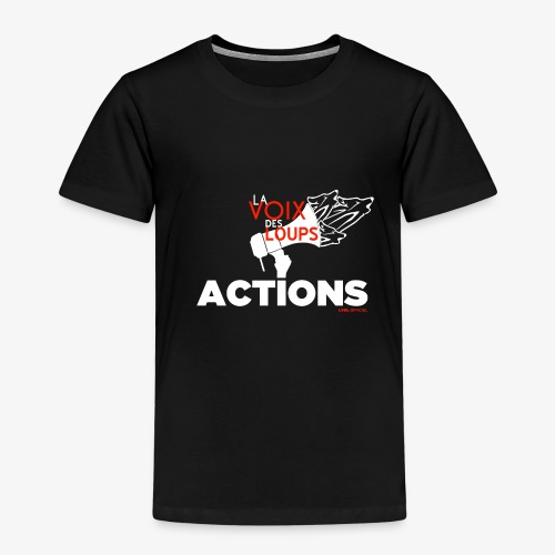 LVDL OFFICIEL - ACTIONS - T-shirt Premium Enfant