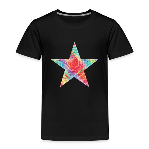 Color star of david - Kids' Premium T-Shirt