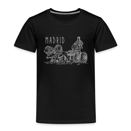 CIBELES BLANCO - Camiseta premium niño