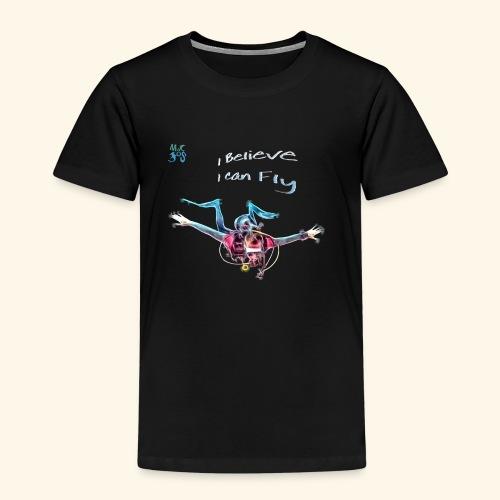 fly: night dive - Kids' Premium T-Shirt