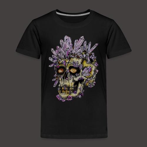 Le Crane de Cristal Creepy - T-shirt Premium Enfant