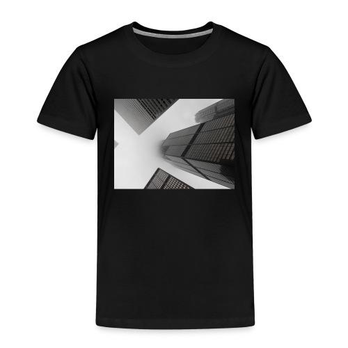fin - Premium-T-shirt barn
