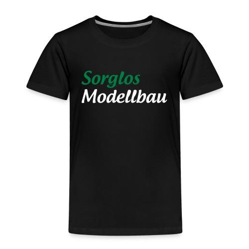 Sorglos Modellbau Logo - Kinder Premium T-Shirt