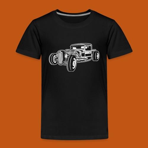 Hot Rod / Rad Rod 06_weiß - Kinder Premium T-Shirt