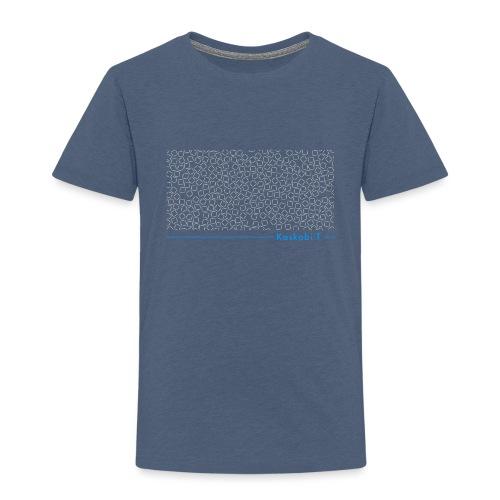 Phantom Collage // Kaskobi - Kids' Premium T-Shirt