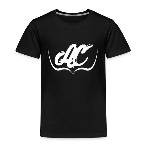 Logo Personal AC CLOTH Blanco - Camiseta premium niño