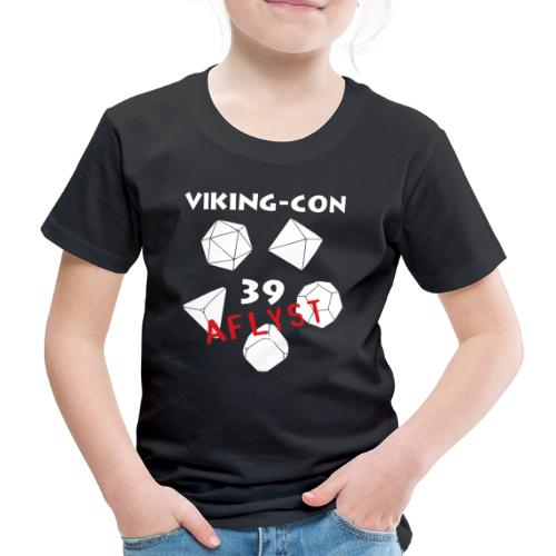 Viking-Con 39 - AFLYST - Børne premium T-shirt