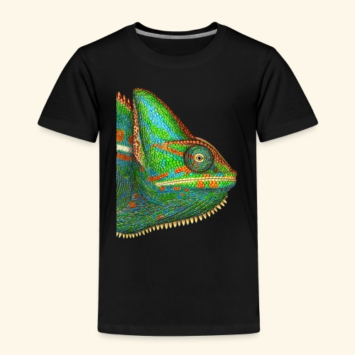 Chamäleon - Kinder Premium T-Shirt