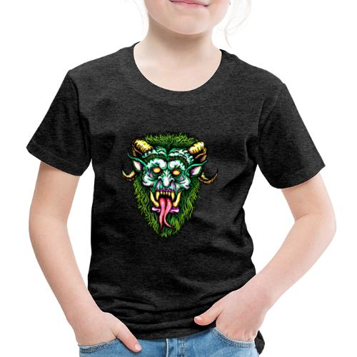 Krampus Design online - Kinder Premium T-Shirt