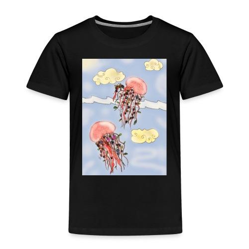 Méduses volantes - T-shirt Premium Enfant