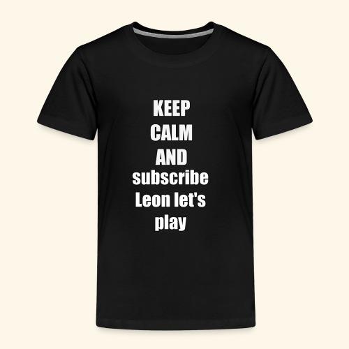 20180305 235200 - Kinder Premium T-Shirt