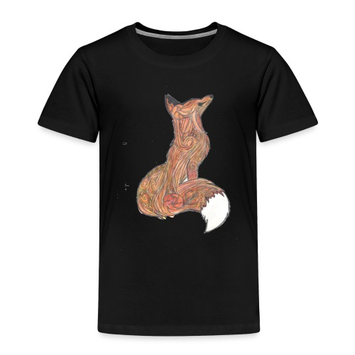 zorro - Camiseta premium niño