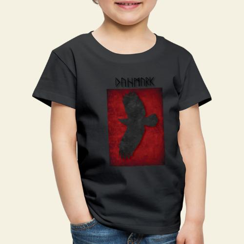 ravnefanen - Børne premium T-shirt