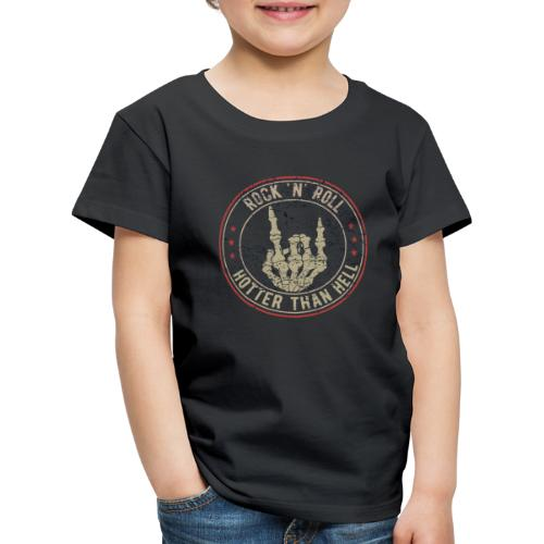 Hotter Than Hell - Kids' Premium T-Shirt