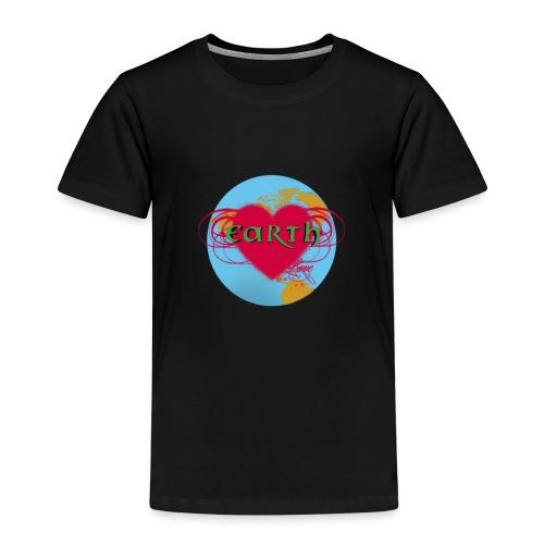 earth love - Kinder Premium T-Shirt