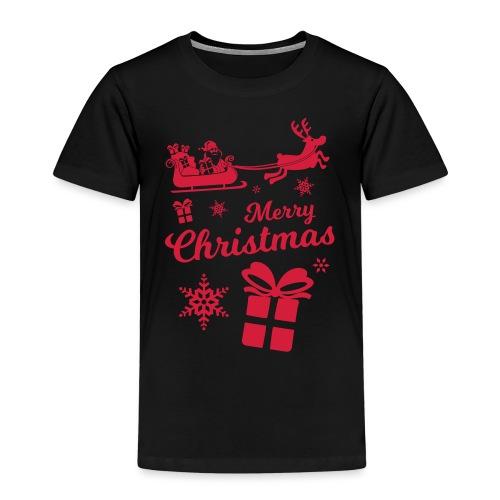 merry_christmas_3 - T-shirt Premium Enfant