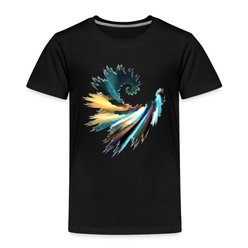 Fractal - T-shirt Premium Enfant