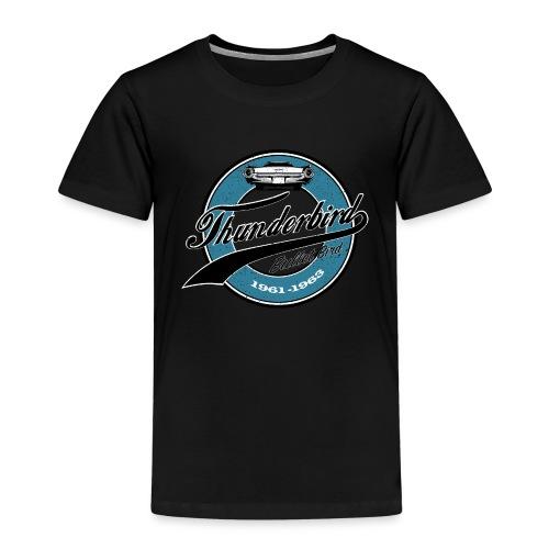 Vintage Thunderbird Bullet Bird - Kinder Premium T-Shirt