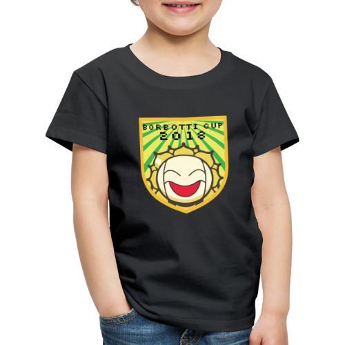 BorbottiCuP 2018 Logo - Maglietta Premium per bambini