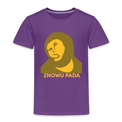Znowu pada Jeżus z Borja - Koszulka dziecięca Premium